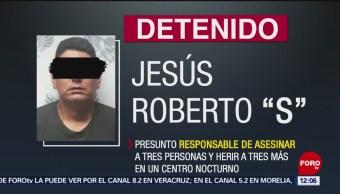 Detienen en Chihuahua a 'El Chiwas', acusado de asesinato en SLP