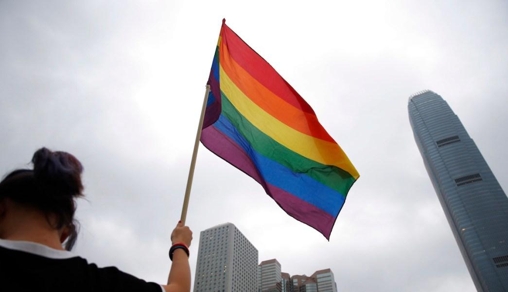 Foto Día Lucha Transfobia CDMX Mayo 16 2019