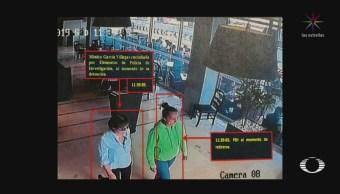 Foto: Imágenes Detención Dueña Rébsamen Monica 21 Mayo 2019