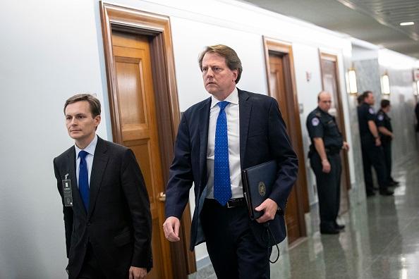 Exabogado de la Casa Blanca ignora citación de legisladores