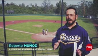 FOTO: El béisbol en la UNAM como deporte formativo, 26 MAYO 2019