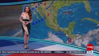FOTO: El clima con Mayte Carranco, 24 MAYO 2019