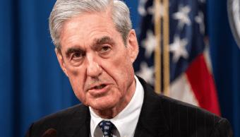 Foto: El fiscal especial Robert Mueller, 29 de mayo de 2019, Washington, Estados Unidos
