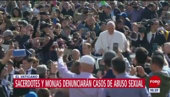 El papa obligará al clero a denunciar abuso sexual