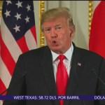 El T-MEC es un buen tratado, afirma Trump