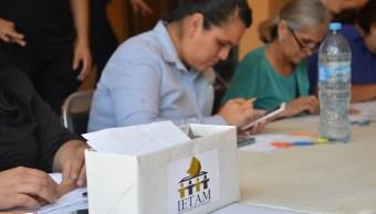 Foto Elecciones en Tamaulipas 2019: ¿Qué se elige? 2 junio 2019