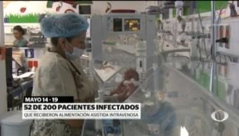 Foto: Alerta Alimentos Contaminados Hospitales Jalisco 23 Mayo 2019