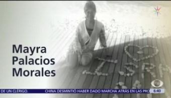 Equipo de Despierta lamenta muerte de Mayra Palacios Morales