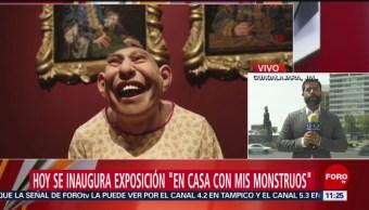 Este martes se inaugura exposición de Guillermo del Toro en Guadalajara