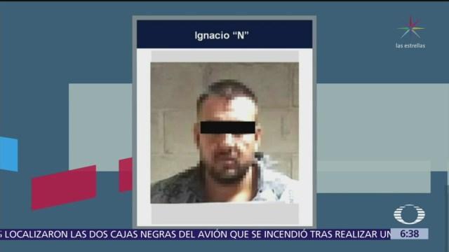 Excomadante de Policía de Zapotlanejo, Jalisco, capturado por homicidio