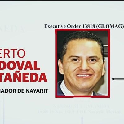 Exgobernador de Nayarit y magistrado federal, señalados por recibir sobornos