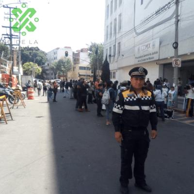 Familiares de víctimas de feminicidio protestan frente a la PGJCDMX