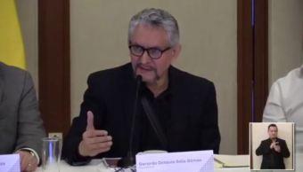 Foto: El fiscal general del estado de Jalisco, Gerardo Octavio Solís, informó que las fosas estaban en la zona metropolitana de Guadalajara, el 12 de mayo de 2019 (CNN en Español)