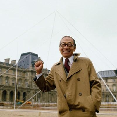 Muere el arquitecto Ieoh Ming Pei, creador de la pirámide del Museo de Louvre