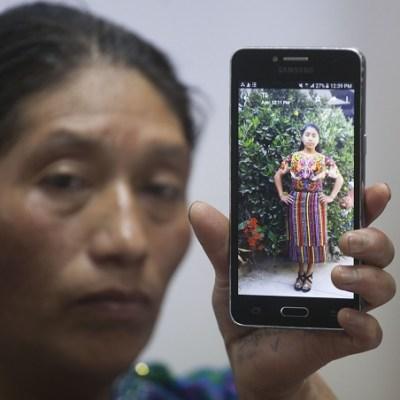 Piden 100 mdd a Patrulla Fronteriza por muerte de migrante guatemalteca