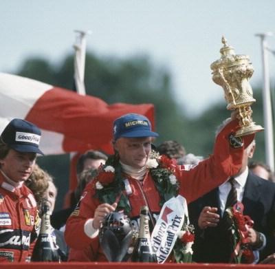 Quién fue Niki Lauda, leyenda del automovilismo