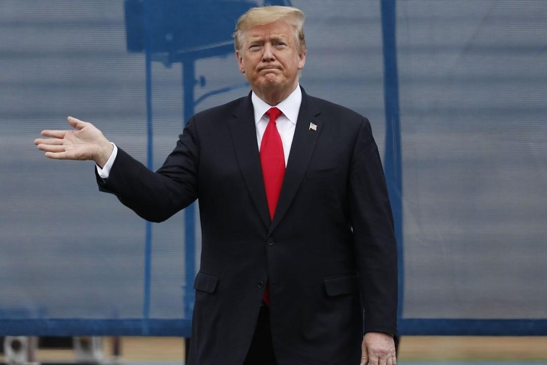 Foto: Donald Trump, presidente de Estados Unidos. El 30 de mayo de 2019