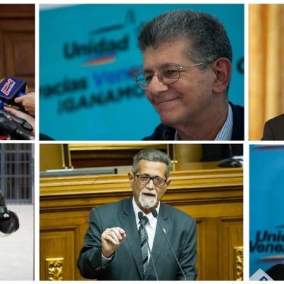 Quitarán fuero a 7 diputados 'traidores' tras fallido golpe militar en Venezuela