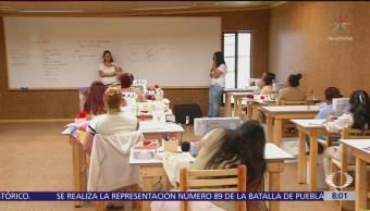 Fundación 'Evita' apoya a reclusas del penal de Santiaguito, Edomex