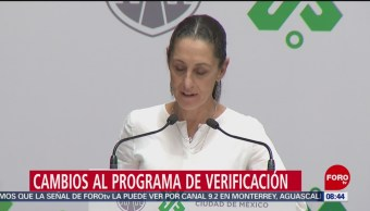 FOTO: Gobierno CDMX presenta nuevo programa de contingencia ambiental, 26 MAYO 2019