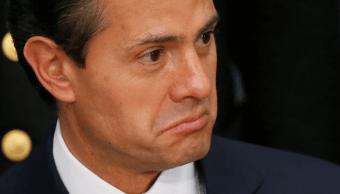 FOTO El Gobierno de Enrique Peña Nieto gastó más y aumentó la deuda de México (AP archivo)
