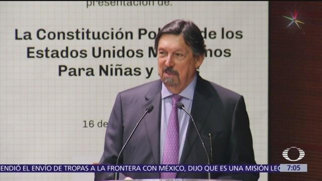 Gómez Urrutia sugiere que el Estado intervenga Altos Hornos