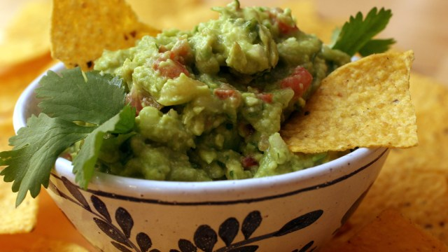 foto El origen prehispánico del guacamole 10 mayp 2007