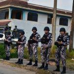 Foto: Elementos de la Guardia Nacional, 24 mayo 2019