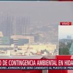 Foto: Hidalgo, en contingencia ambiental por contaminación