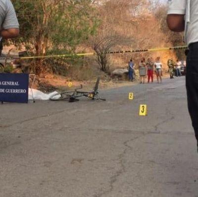 Matan a dueño del equipo de futbol Los Avispones de Chilpancingo