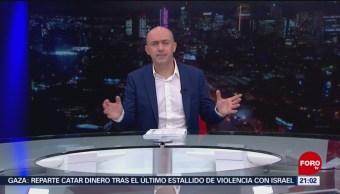 Foto: Hora 21 Julio Patán Forotv 13 de Mayo 2019
