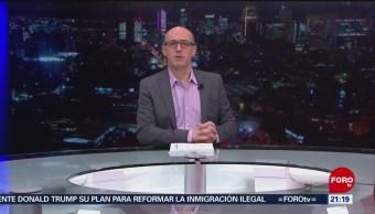 Foto: Hora 21 Julio Patán Forotv 15 de Mayo 2019