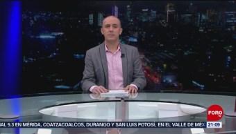 Foto: Hora 21 Julio Patán Forotv 9 de Mayo 2019