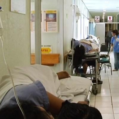 Instituciones de salud denuncian déficit de 2,464 mdp; recorte pone en riesgo vida de pacientes, advierten