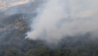 Foto: Incendio en Tlajomulco de Zúñiga, Jalisco, 15 de mayo de 2019, Jalisco