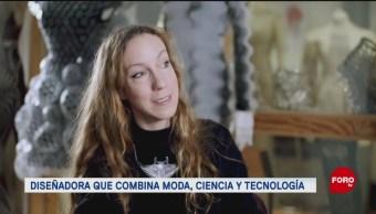 FOTO: 'Iris Van Herpen' combina moda, ciencia y tecnología, 11 MAYO 2019