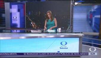 Las noticias, con Danielle Dithurbide: Programa del 20 de mayo del 2019