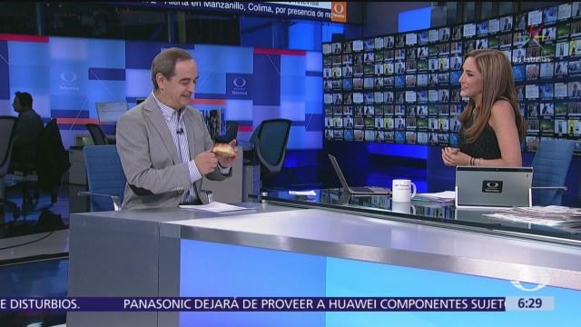 Las noticias, con Danielle Dithurbide: Programa del 23 de mayo del 2019