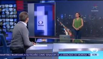 Las noticias, con Danielle Dithurbide: Programa del 24 de mayo del 2019