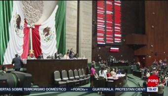 Foto: Legisladores Discuten Reforma Educativa 8 de Mayo 2019