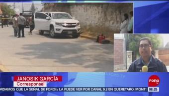 FOTO: Localizan con vida a secretario de Agricultura en Guerrero, 18 MAYO 2019
