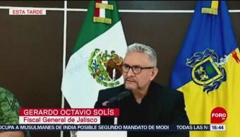 Foto: Cuerpos Embolsados Fosa Tlajomulco Jalisco 17 Mayo 2019