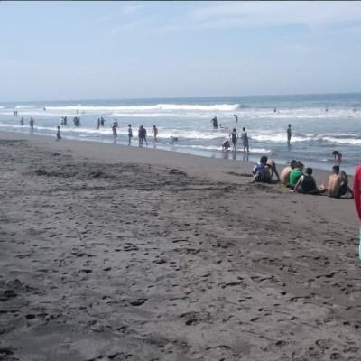 Detectan nuevamente marea roja no tóxica en costas de Colima