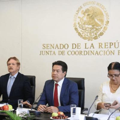 Mario Delgado garantiza reuniones con CNTE por reforma educativa