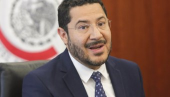 Aumentará austeridad en el Senado: Martí Batres