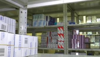 FOTO Medicamentos se vendieron más caros por simulación de competencia, dice Cofece (Noticieros Televisa 29 mayo 2019)