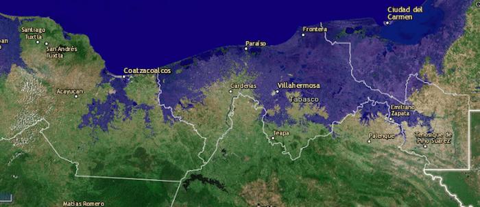 Estos lugares de México quedarían bajo el agua por el calentamiento global