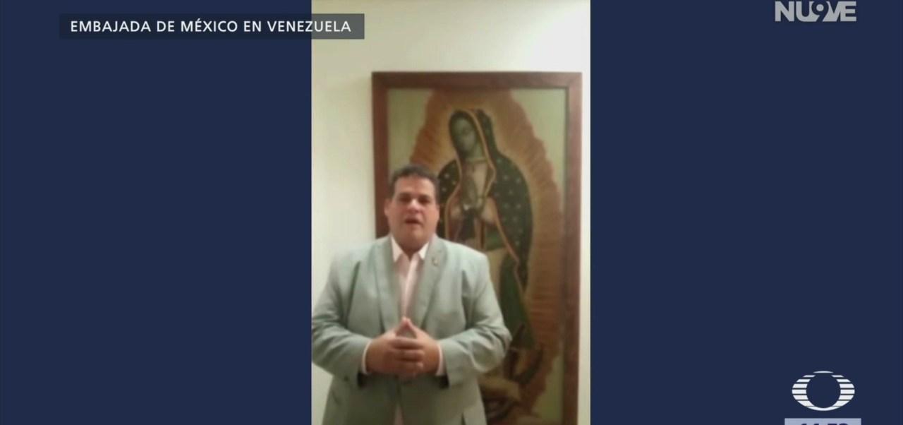 Foto: México resguardada a diputado opositor venezolano