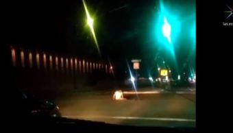Video: Captan a migrantes que salen de coladeras en El Paso, Texas