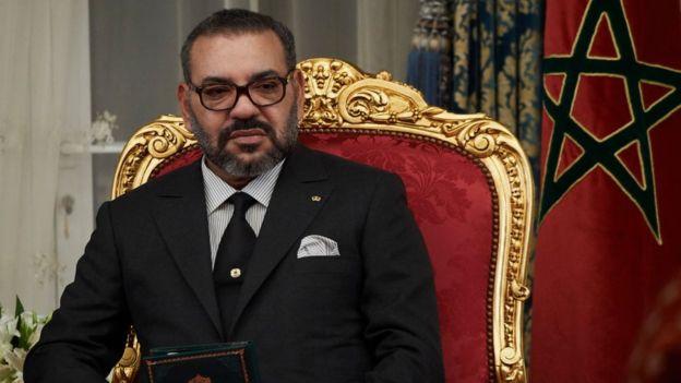 Mohammed VI, el actual rey de Marruecos, es el líder de la monarquía constitucional que gobierna el país norafricano (GettyImages)